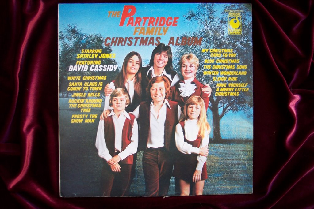The Partridge Papers: A Partridge Family Christmas Card Goes Global