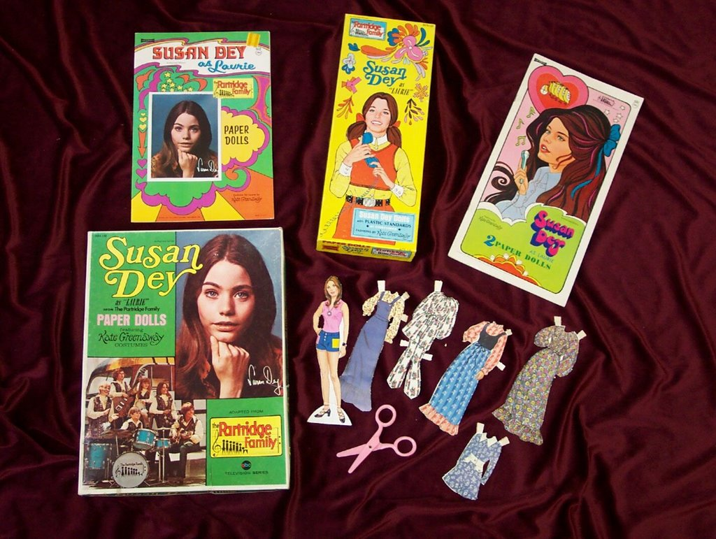 partridge family all of the things